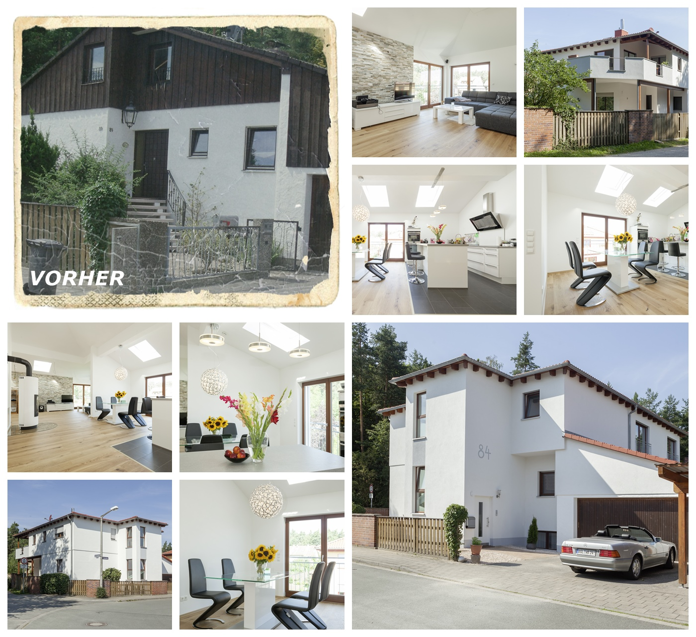 WOLF-Musterhaus Bad Vilbel | Aufstockung und Umbau